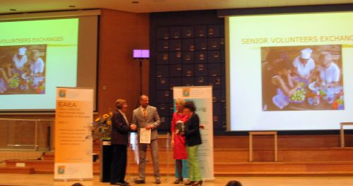 EAEA Grundtvig Award 2011: a Lunaria il primo premio!