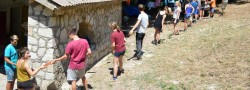 Volontariato al refuge