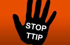 La Campagna Stop TTIP Italia convoca per il 27 febbraio a Torino, Padova, Roma e Bari 4 Assemblee Macroregionali per ragionare insieme su se/come organizzare una possibile mobilitazione nazionale entro fine primavera a Roma.