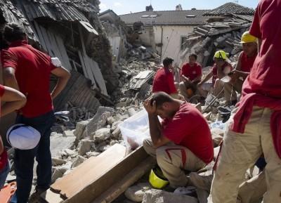 terremoto solidarietà