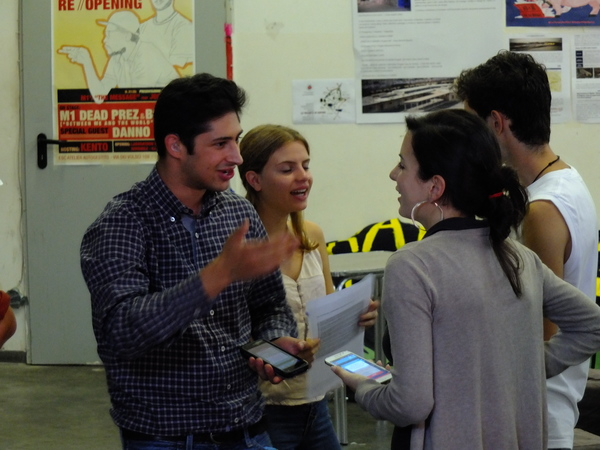 Peer Endorsement, valutazione del workcamp