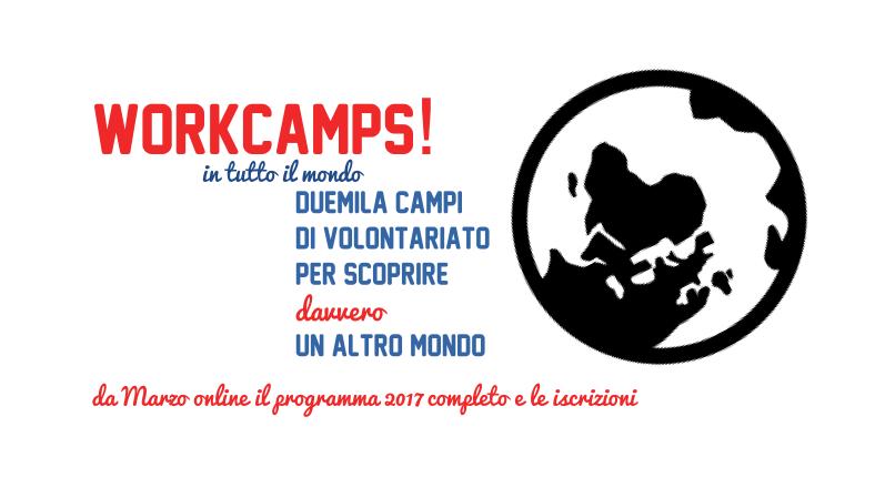 Workcamps, duemila campi di volontariato per scoprire davvero un altro mondo