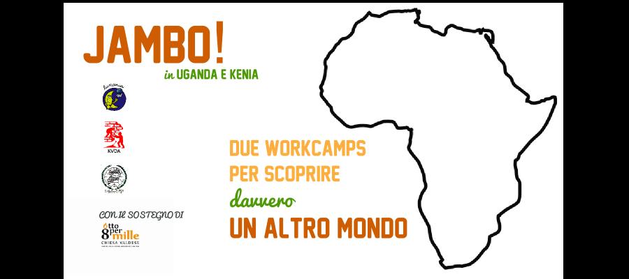 JAMBO, volontariato in Africa 2017