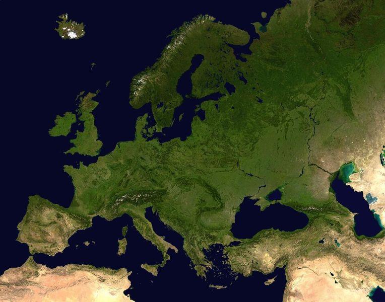 e-book: La rotta d'Europa