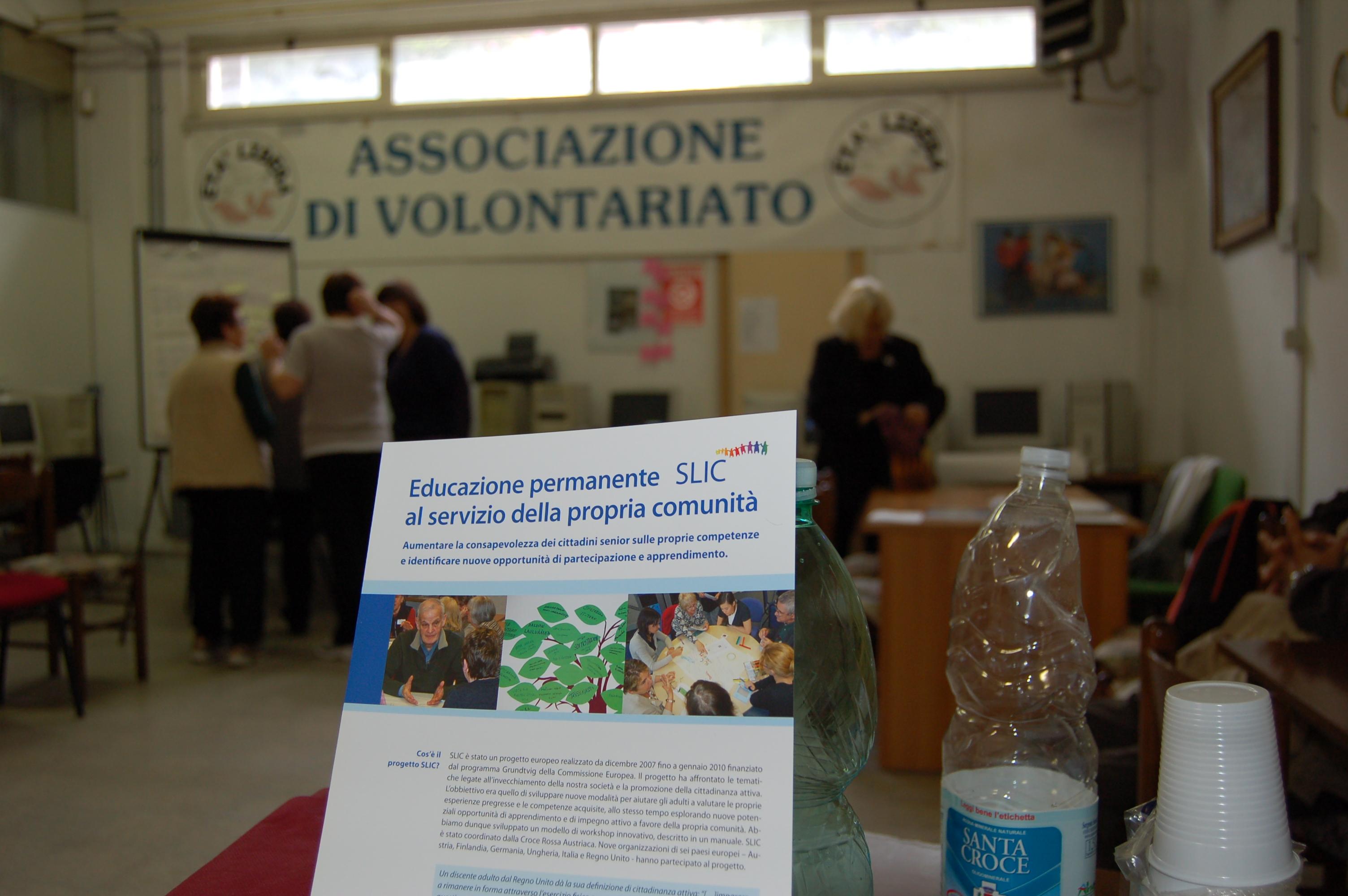 Organizza con Lunaria dei laboratori di motivazione dei volontari senior!