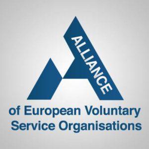 Alliance logo network volontariato