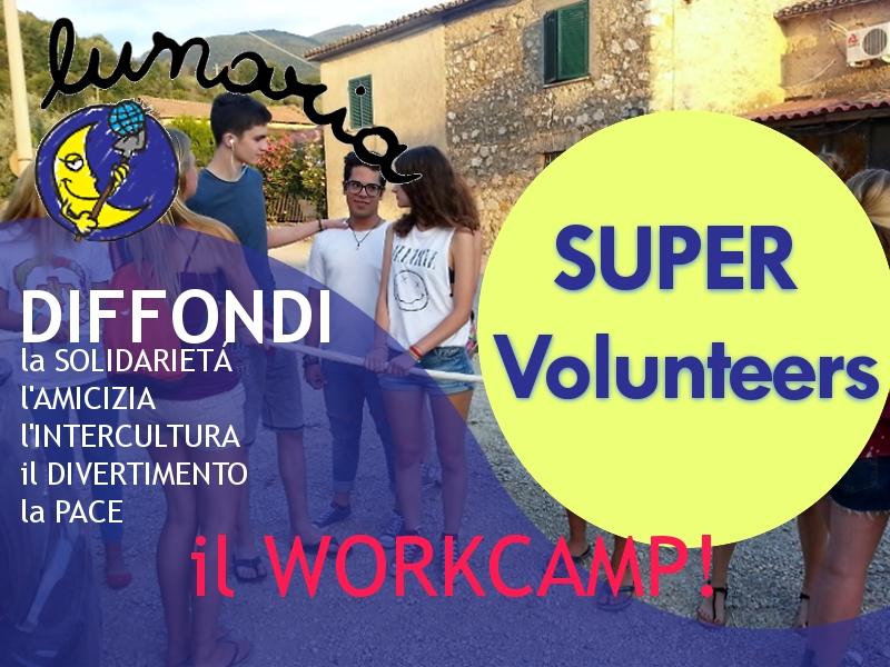 Super Volunteers program