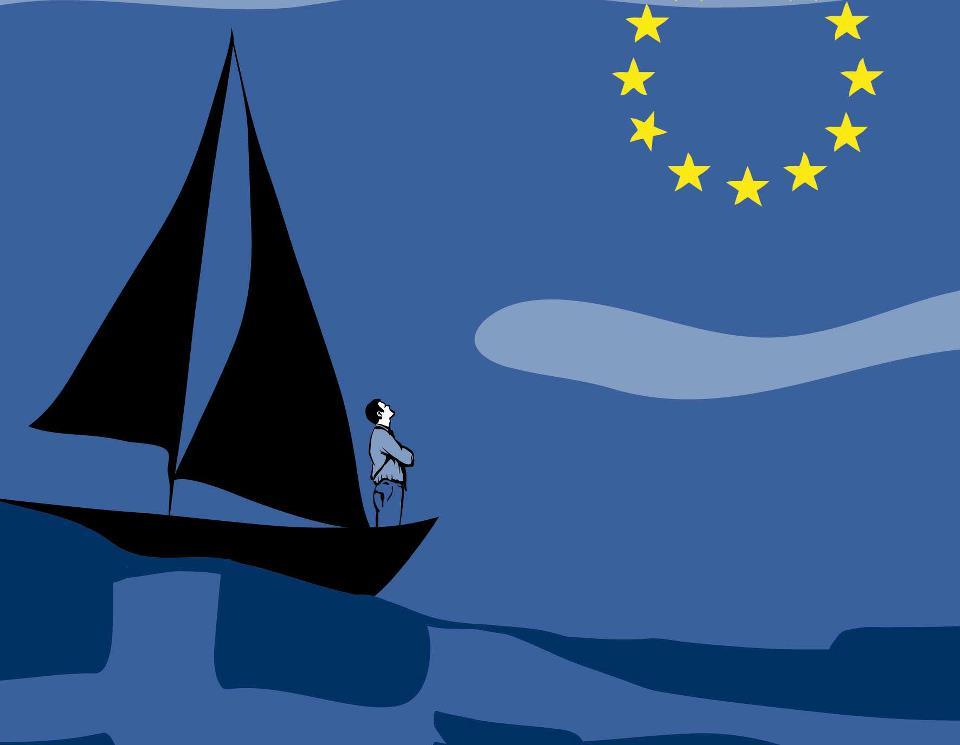 """Venerdì 12 febbraio, presso la sede del coworking Binario Uno, via di porta San Lorenzo 5, Sbilanciamoci! organizza l'incontro """"Le crisi d'Europa: rifugiati, economia e politica"""" per cercare di fare il punto sulle questioni che stanno mettendo a dura prova la tenuta dell'Unione Europea."""
