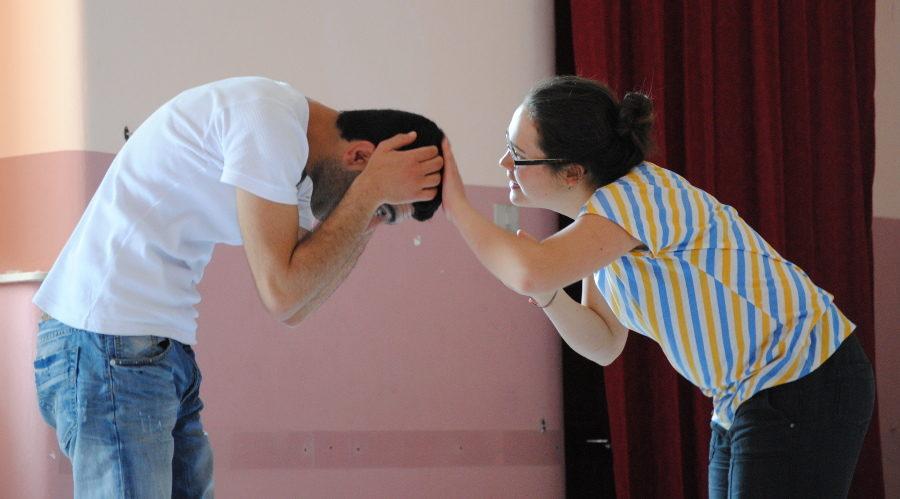 volontari training Fair Play sul sessismo
