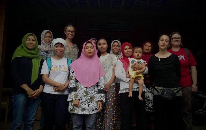 Indonesia group photo