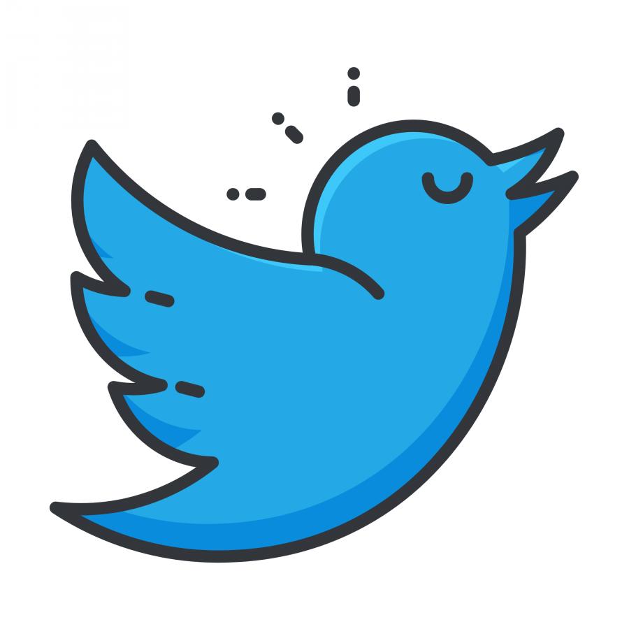 icona twitter lunaria