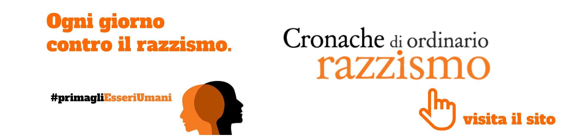 http://www.cronachediordinariorazzismo.org/