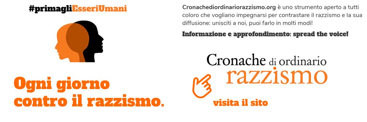 http://cronachediordinariorazzismo.org