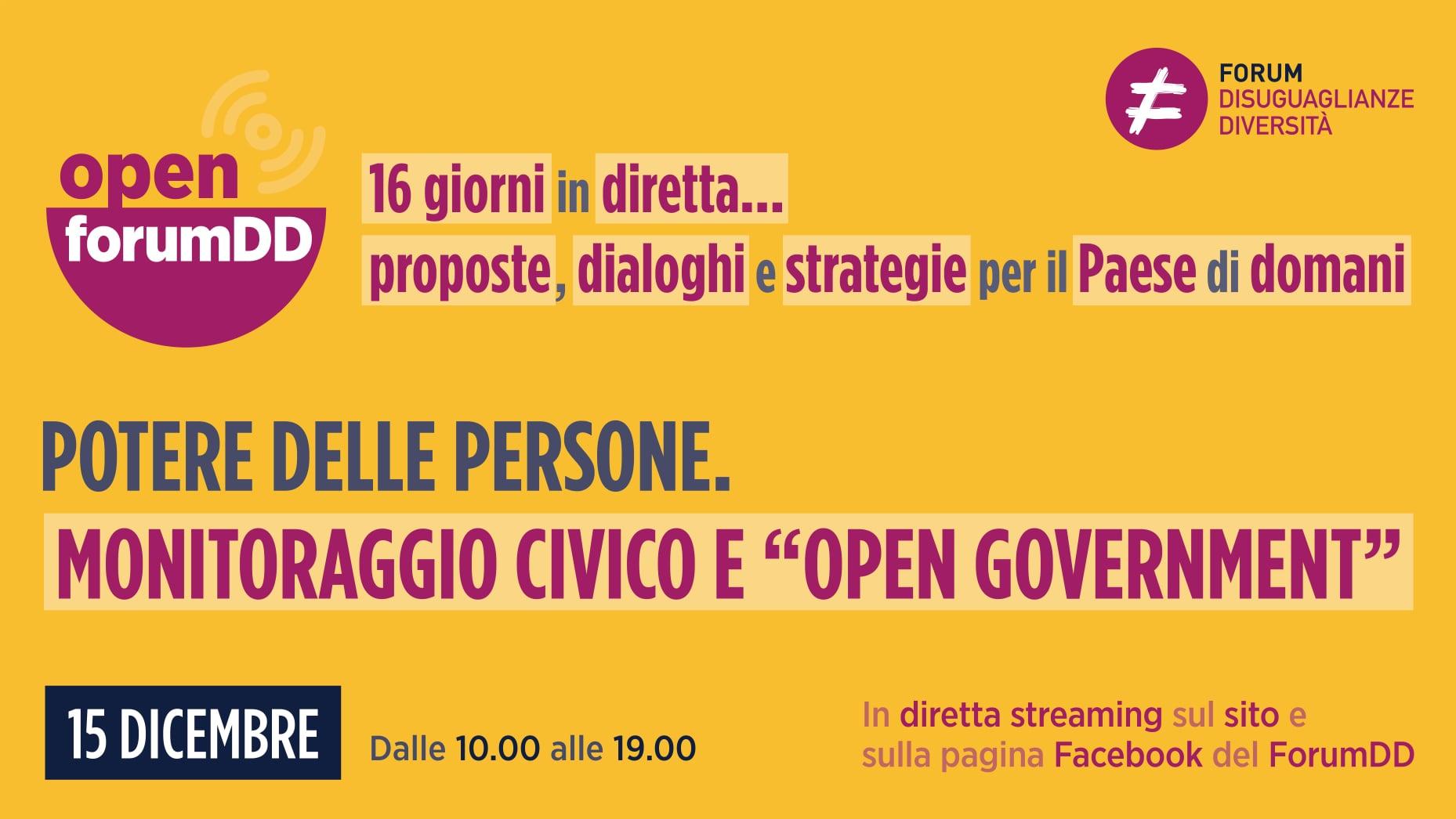 openforum_sbilanciamoci_monitoraggioCivico_15dicembre20