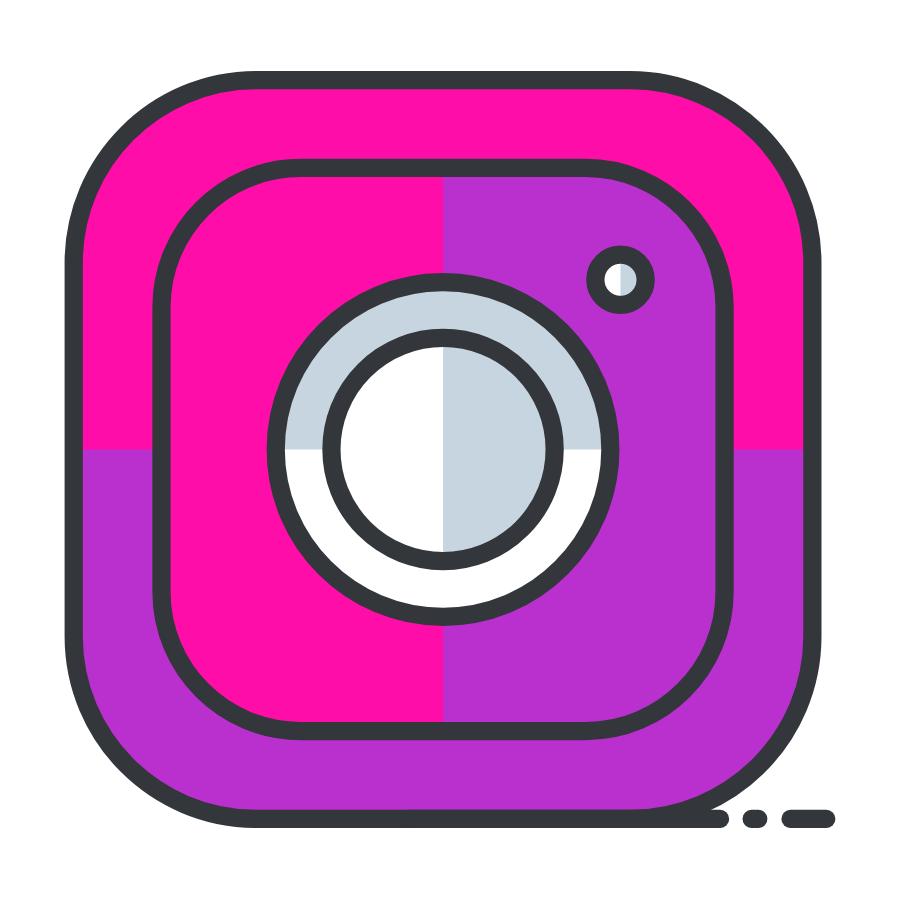 icona  instagram lunaria