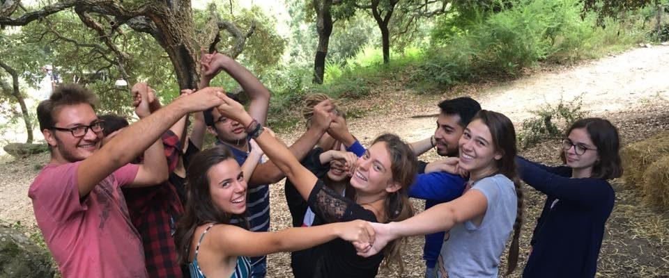 volontariato Italia campi